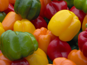 Peppers From The Market