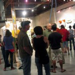 From the Wire | Artlink's First Friday at a Glance