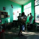 Sneak peek of Sweets & Beats, opening in October (photo by Kate Benjamin)