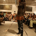 Local boutique fashion show at Bragg's Pie (photo by Kate Benjamin)