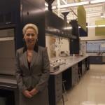 Bioscience High School prinicpal Dr. Deedee Falls