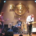 When in AZ - Hard Rock Cafe - The Necronauts