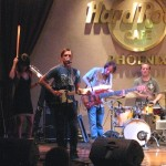 When in AZ - Hard Rock Cafe - Yellow Minute