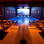 The Private Lounge - Courtesy of Lucky Strike Lanes