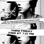 Third Friday Concert: Sydney Sprague & Ash and the Impulse