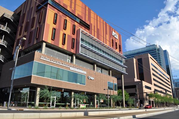 ASU's Walter Cronkite School of Journalism and Mass Communications