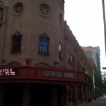 From the Arizona Room | 203 W. Adams St. — Orpheum Theatre