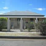 From the Arizona Room   1015 W. Woodland Ave. — Eyrich-Kohl House
