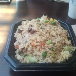 Sips and Grub | Beef Fried Rice at Hsin Café