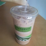 Sips and Grub | Iced Honey Vanilla Latte at Giant Coffee