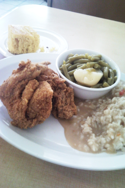 Sips And Grub Southern Fried Chicken At Mrs White S