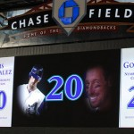 D-backs Digest | Gonzo Honored and Cancer in the Clubhouse Removed
