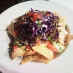 Sips and Grub | Braised Beef Nachos at Bliss