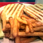 Sips and Grub | Ultimate Grilled Cheese Panini at The Downtown Deli