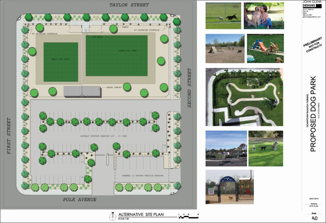 Movement For Downtown Dog Park Underway