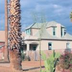 From the Arizona Room   916 E. McKinley St — George E. Cisney House