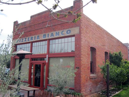 Pizzeria Bianco From the Arizona Room | 623 E. Adams St. — F.S. Baird Machine Shop