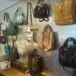 Wall of Bags