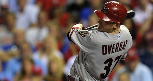 Newcomer Lyle Overbay