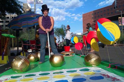 Wonka Themed Park