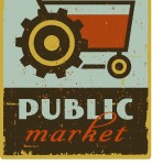 PHX Market Urban Grocery and CFC Logo