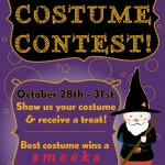 Smeeks Costume Contest and Frances Trunk Show