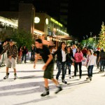 Downtown Holiday Spirit – Tree Lighting, Skating and Santa!