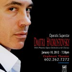 From the Wire | Russian Opera Superstar Dmitri Hvorostovsky at the Orpheum