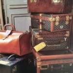 Vintage Fashion Trunk Sale