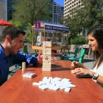 Partnership Hosts 'Pop Up Park' at CityScape