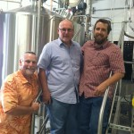 The brew crew at Phoenix Ale Brewery