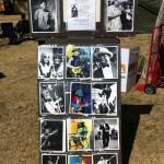 Blues history memorabilia