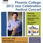 From the Wire | Phoenix College Jazz Celebration Festival to Benefit Rosie's House