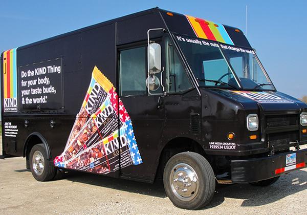 KIND food truck
