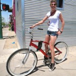 Bike Chic   Morgan Meronk