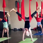 Anti-Gravity Studio Offers FLYoga Class and Helps Local Nonprofits
