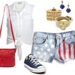 Festive Outfits for the Fourth of July