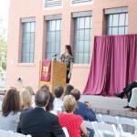 ASU student Jessica Abercrombie