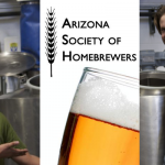 Homebrewers Hold Brewing Demo During Angels Trumpet Grand Opening