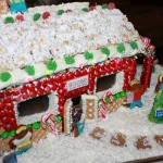 Wire | Nonprofit Seeks 'Bakers' for Gingerbread House Auction