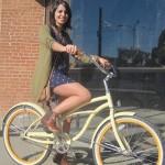 Bike Chic   Megan Corona