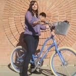 Bike Chic   Aida DeJonghe