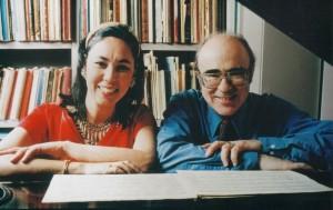 Dian Baker and Eckart Sellheim