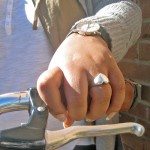 A LOVE-ly ring