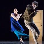 "Hubbard Street Dance Chicago rehearses Mats Ek's ""Casi Casa"" (photo credit: Todd Rosenberg)"