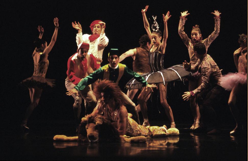 Ballet AZ: Diversions, Creatures, and a World Premiere | Downtown ...