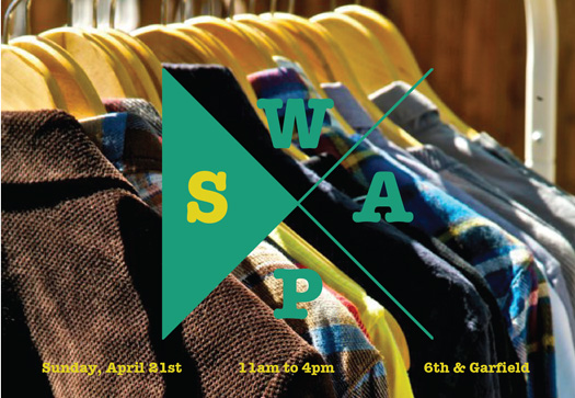 Wire | CO-OPhx Hosts Spring Clothing Swap