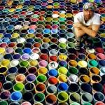 Kyle Jordre: Living in Color