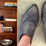 We Like | Bookcases and Boots