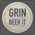 Wire | Grin and Beer It at 6th Avenue Gallery